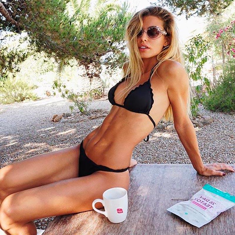 Jessica Goicoechea Bikini Hot Instagrammer Catalana 3