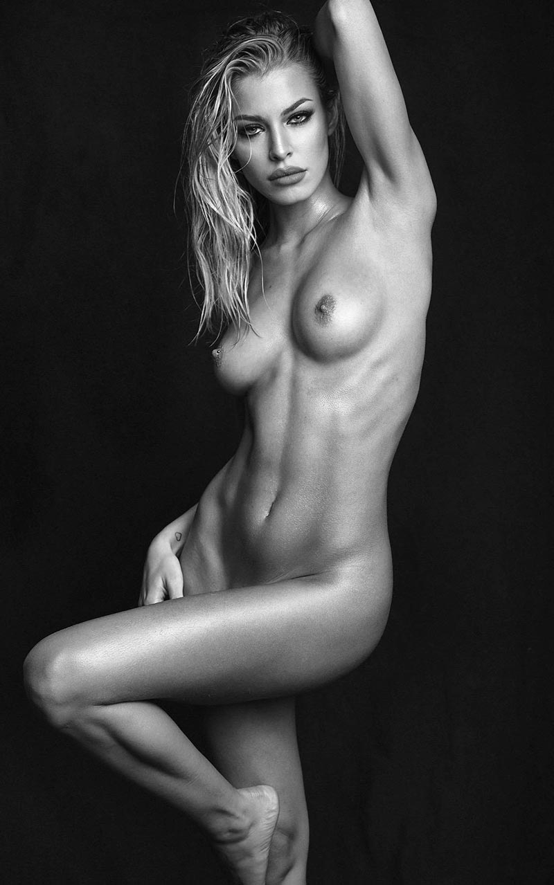 Jessica Goicoechea Desnuda Modelo Catalana 2