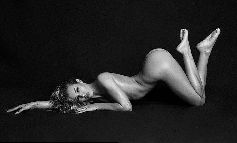 Jessica Goicoechea Desnuda Modelo Catalana 3