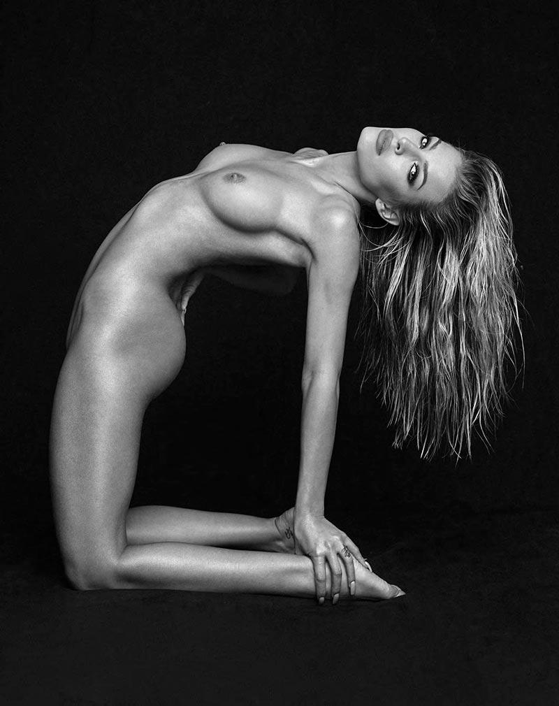Jessica Goicoechea Desnuda Modelo Catalana 7