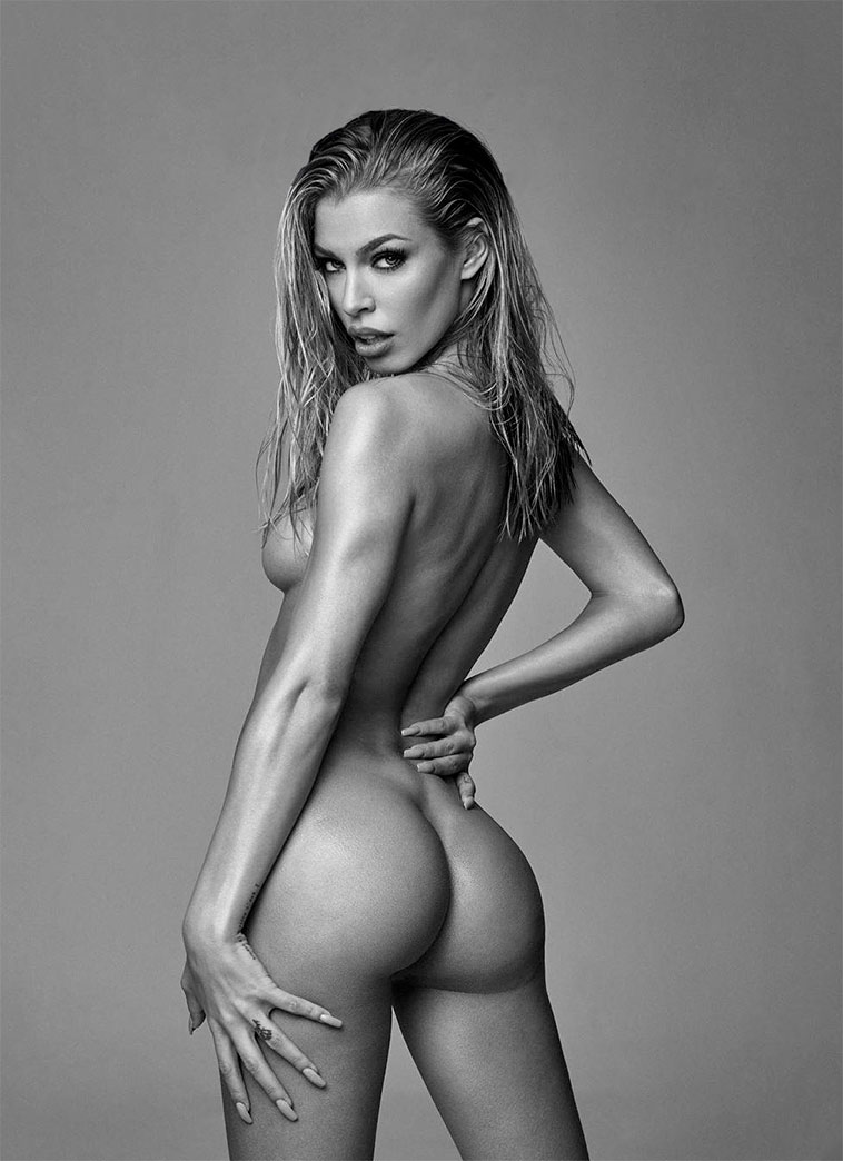Jessica Goicoechea Desnuda Modelo Catalana 9