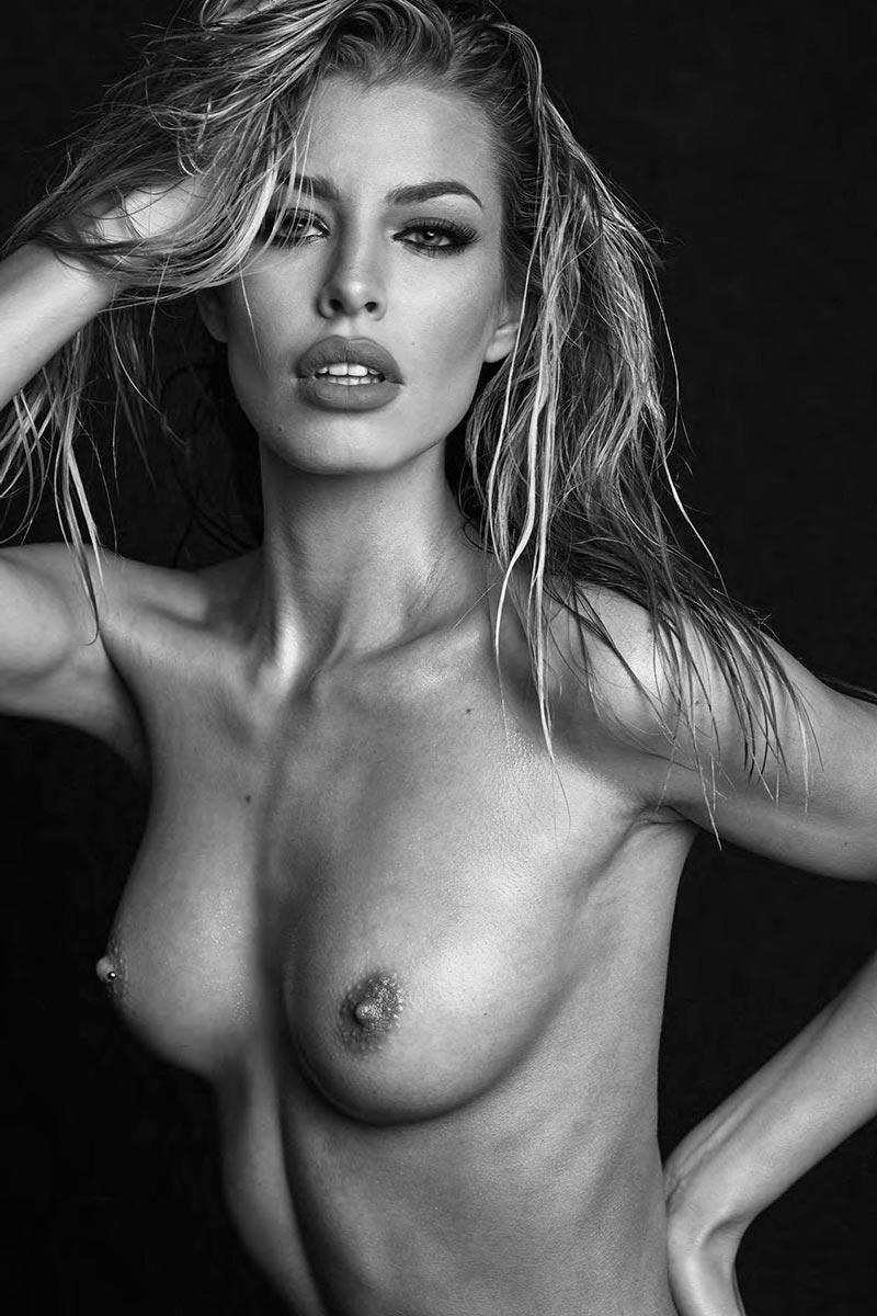 Jessica Goicoechea Desnuda Modelo Catalana