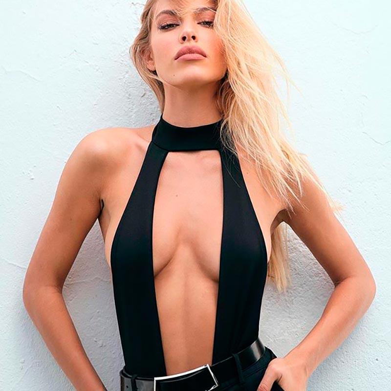 Jessica Goicoechea Escote Sexy