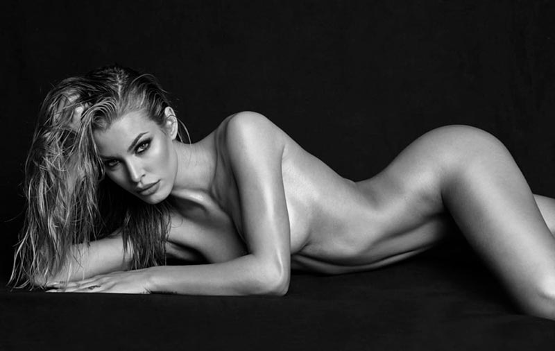 Jessica Goicoechea Guapa Española Modelo Cuerpo