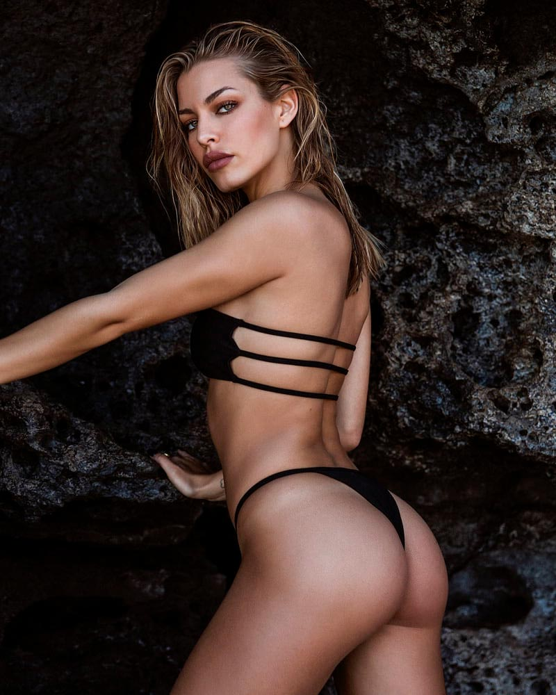 Jessica Goicoechea Modelito Sexy Marca Goi 4