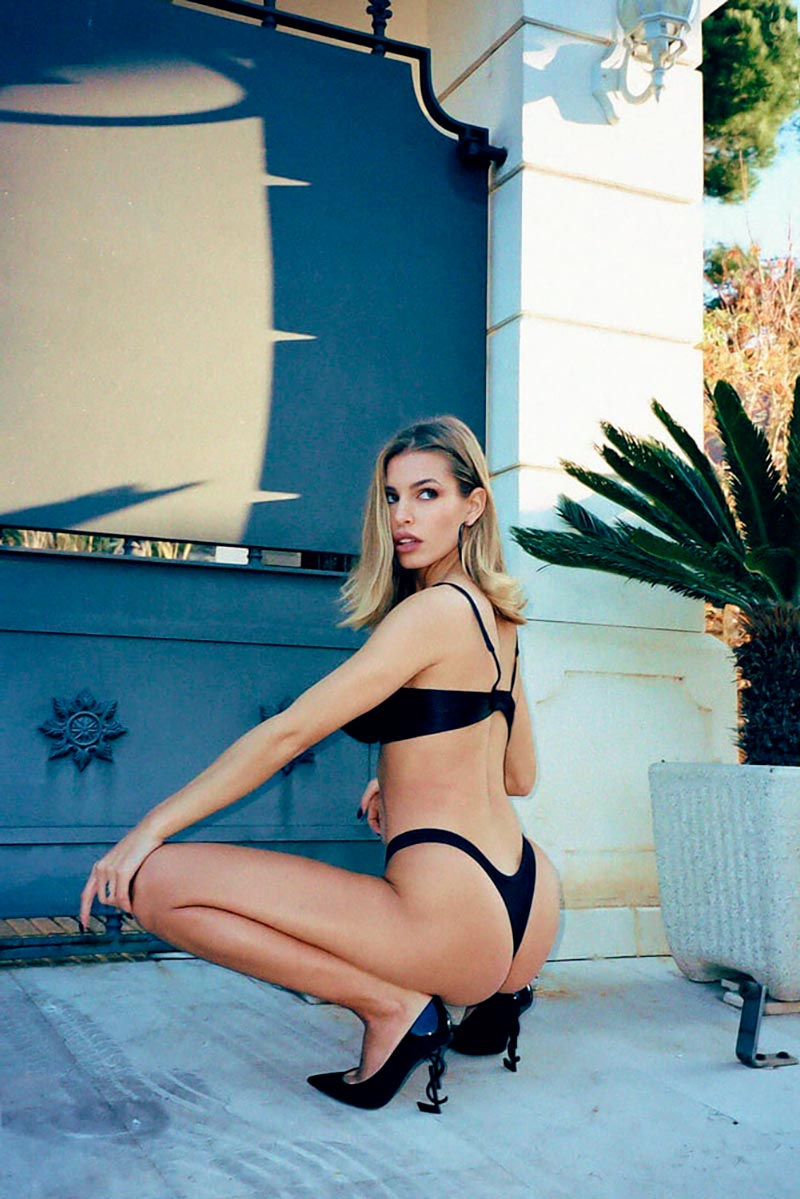 Jessica Goicoechea Modelito Sexy Marca Goi