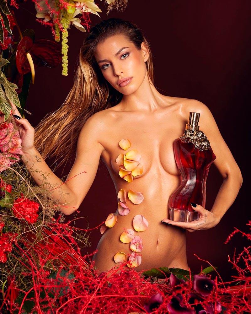 Jessica Goicoechea Sesión Fotos Erótica 3