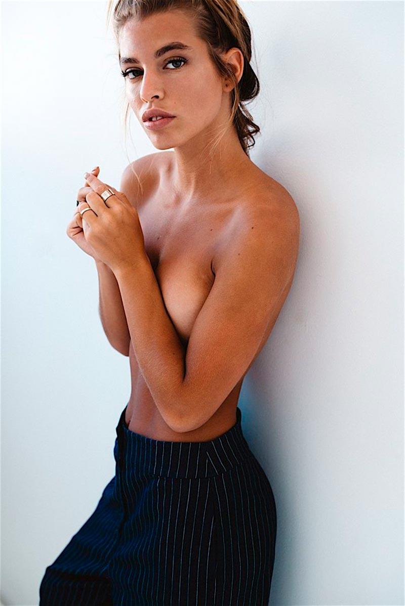 Jessica Goicoechea Sesión Fotos Erótica 6