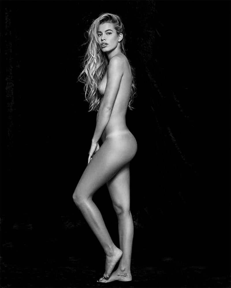 Jessica Goicoechea Sesión Fotos Erótica 7