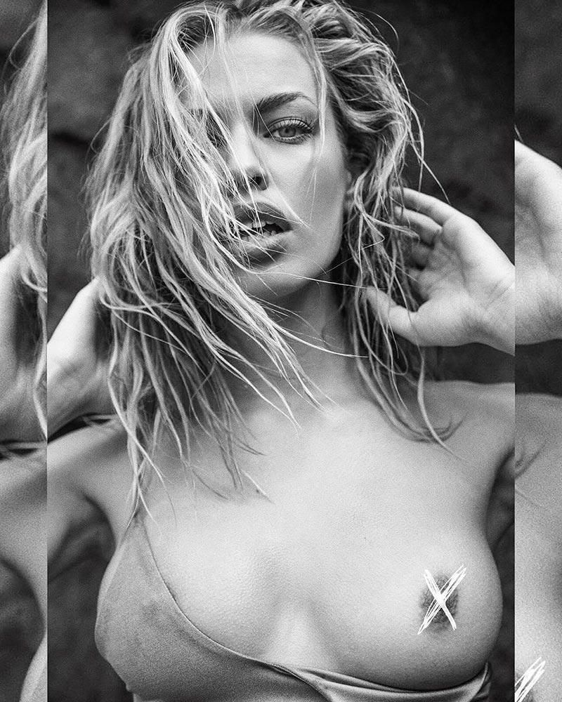 Jessica Goicoechea Topless Cuerpazo Espectacular