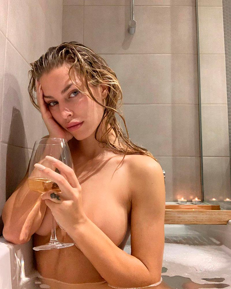 Jessica Goicoechea Topless Veraniego Atrevido 3