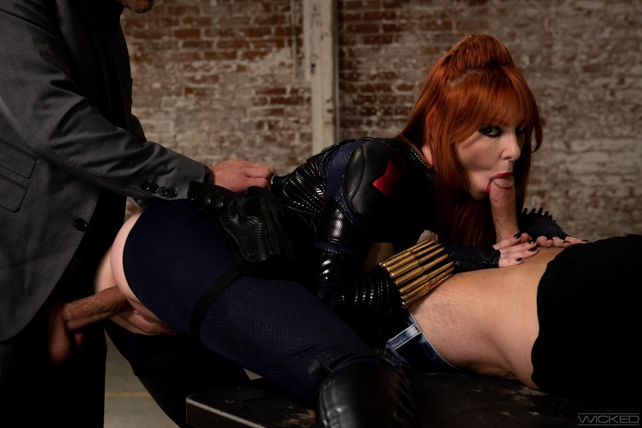 Lacy Lennon Black Widow Wicked Pictures 06