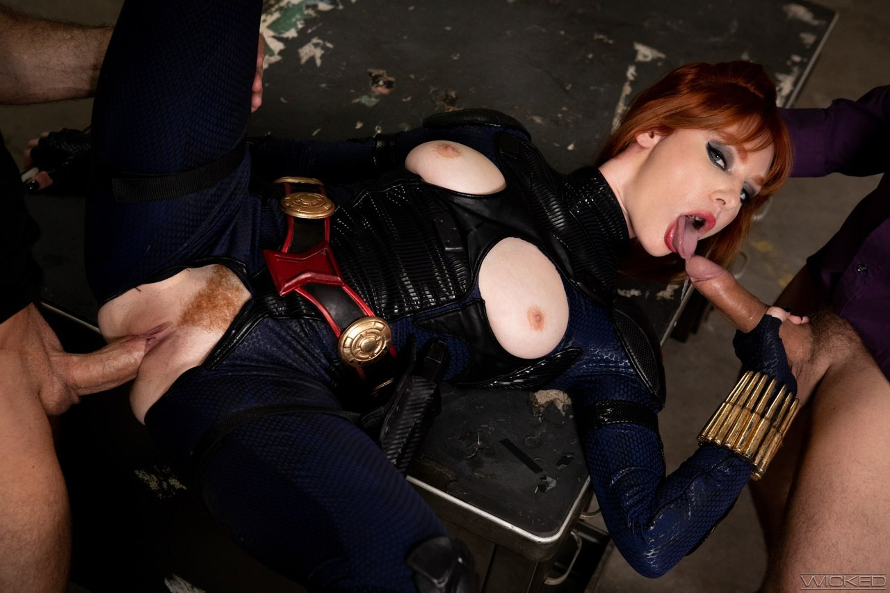 Lacy Lennon Black Widow Wicked Pictures 07