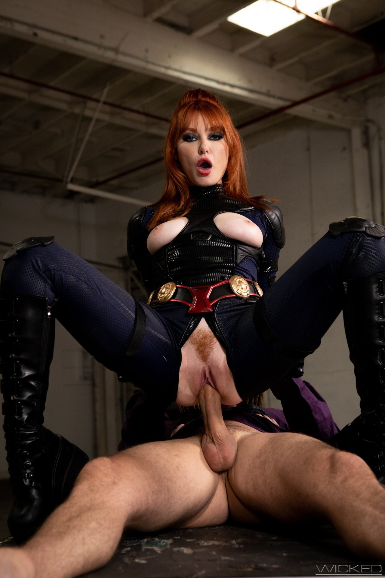 Lacy Lennon Black Widow Wicked Pictures 08