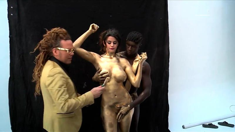 Lola Ortiz Desnuda Revista Primera Línea 10