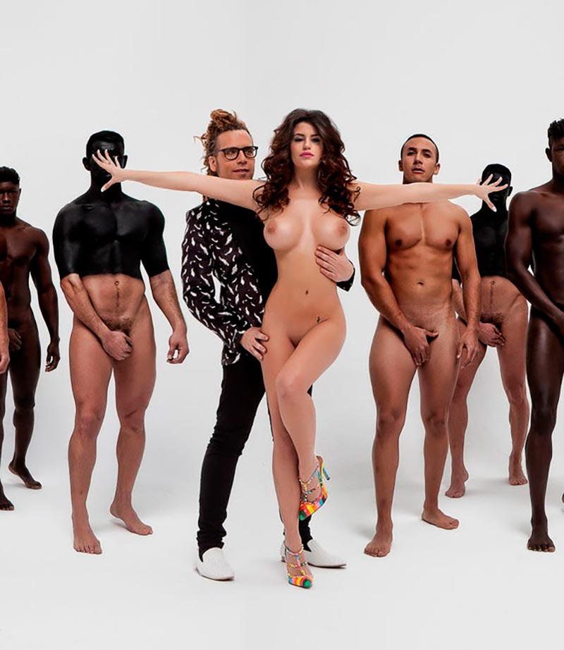 Lola Ortiz Desnuda Revista Primera Línea 12