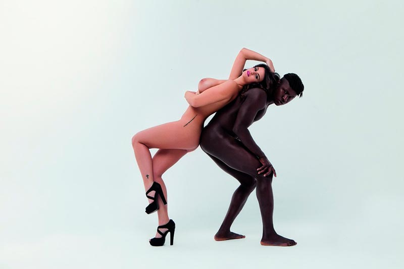 Lola Ortiz Desnuda Revista Primera Línea 16