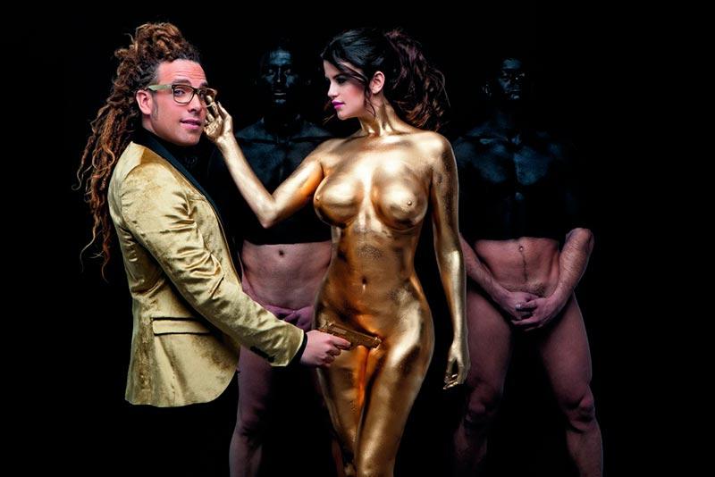 Lola Ortiz Desnuda Revista Primera Línea 19