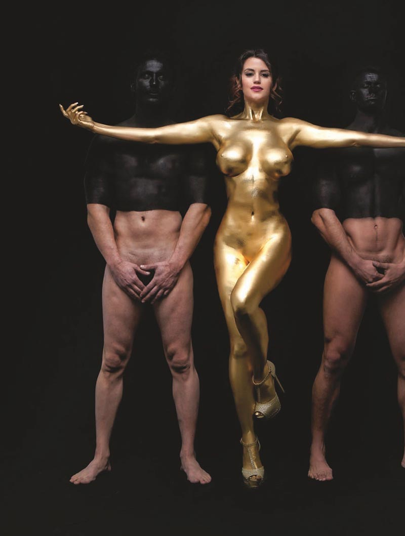 Lola Ortiz Desnuda Revista Primera Línea 23