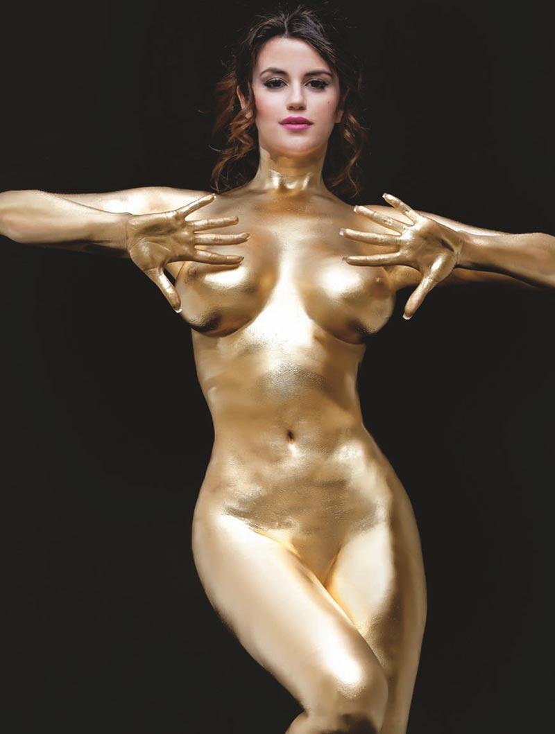 Lola Ortiz Desnuda Revista Primera Línea 24