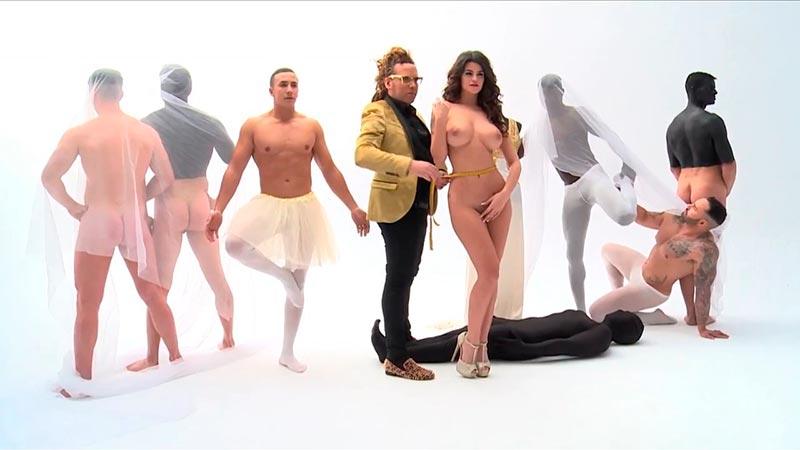 Lola Ortiz Desnuda Revista Primera Línea 7
