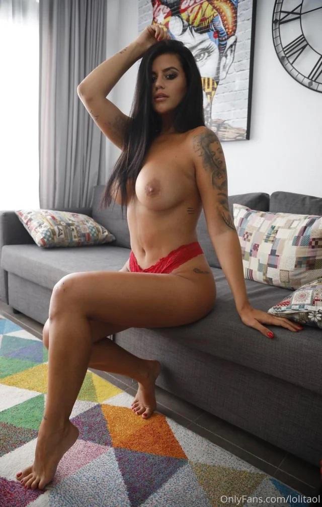 Lola Ortiz Desnuda Tetas Fotos Onlyfans 8