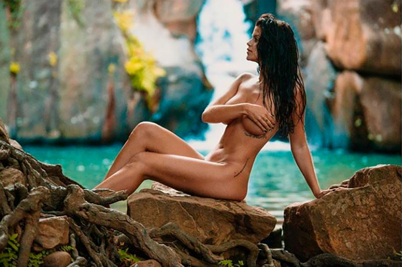 Lola Ortiz Fotos Eróticas Tronista Myhyv 3
