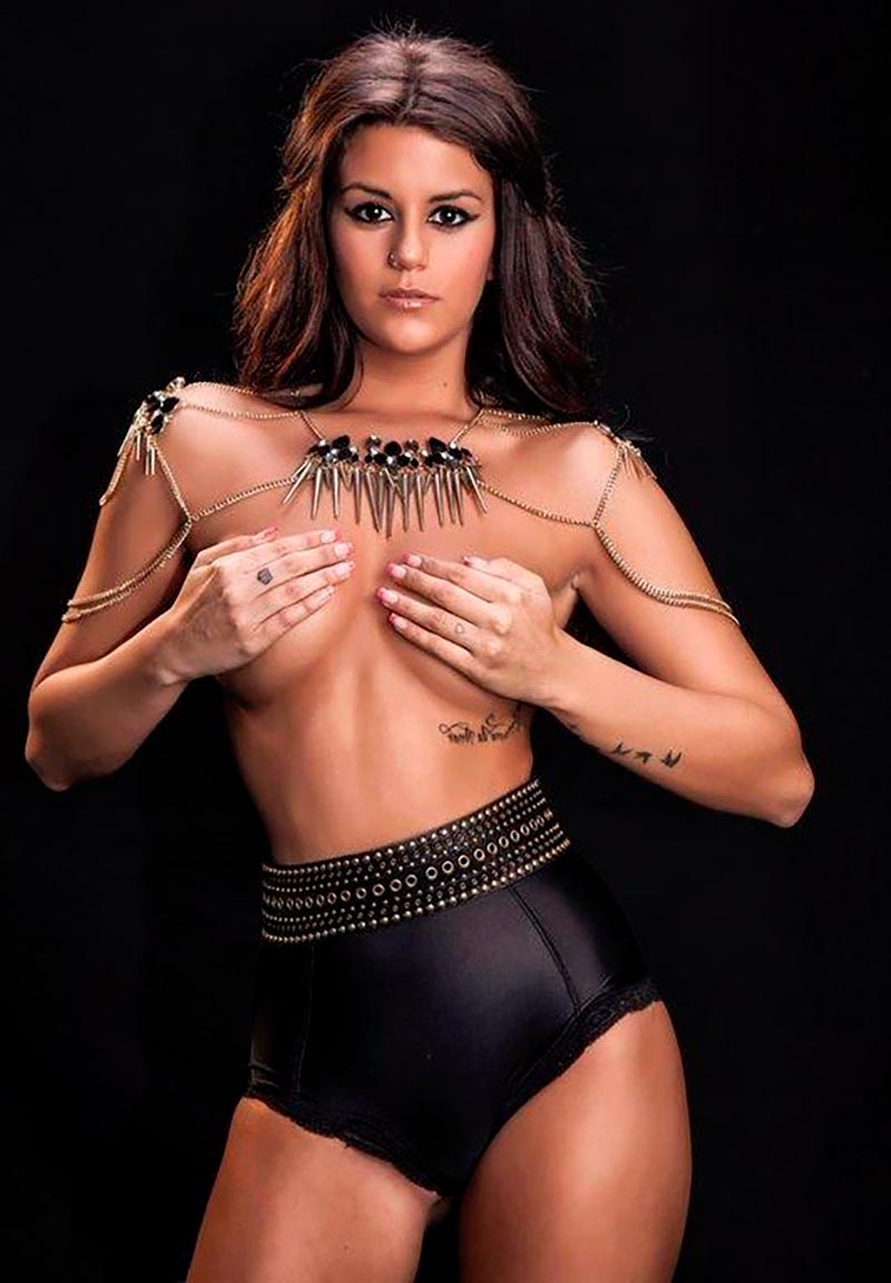 Lola Ortiz Fotos Eróticas Tronista Myhyv 5