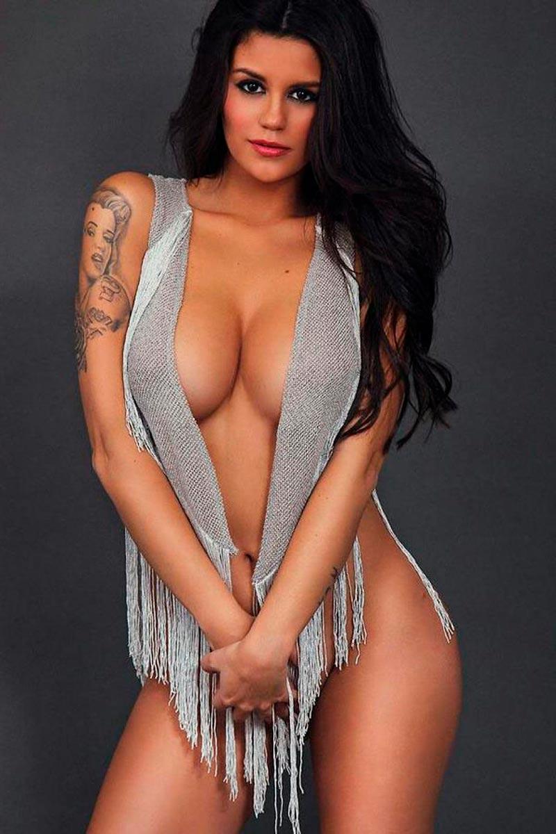 Lola Ortiz Fotos Eróticas Tronista Myhyv 7