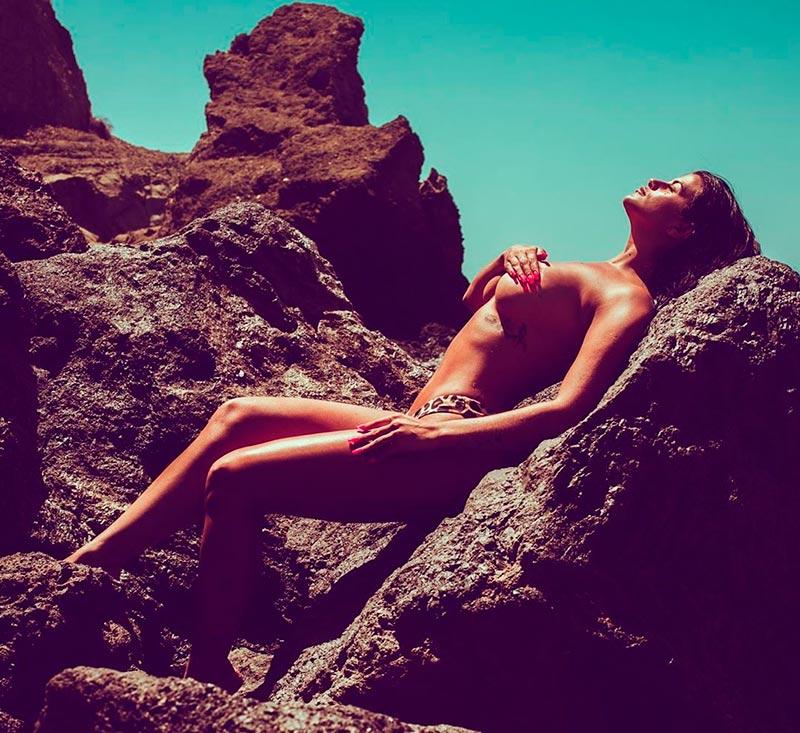 Lola Ortiz Fotos Provocativas Sexis Instagram 11