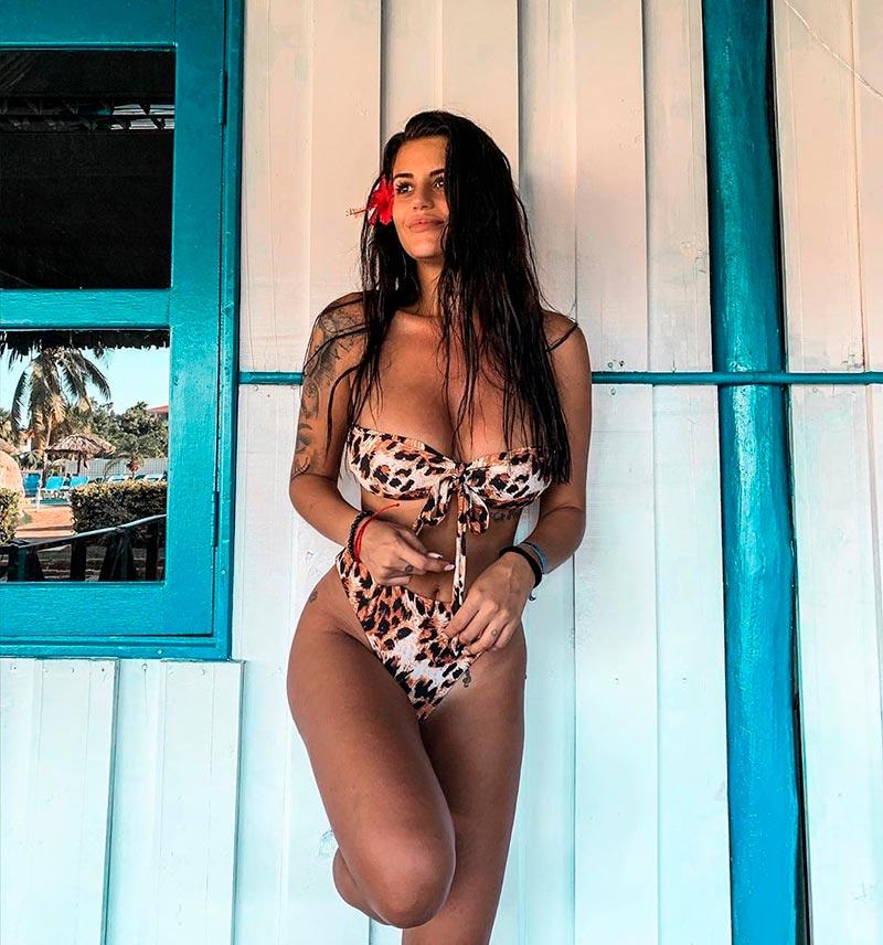 Lola Ortiz Fotos Provocativas Sexis Instagram 14