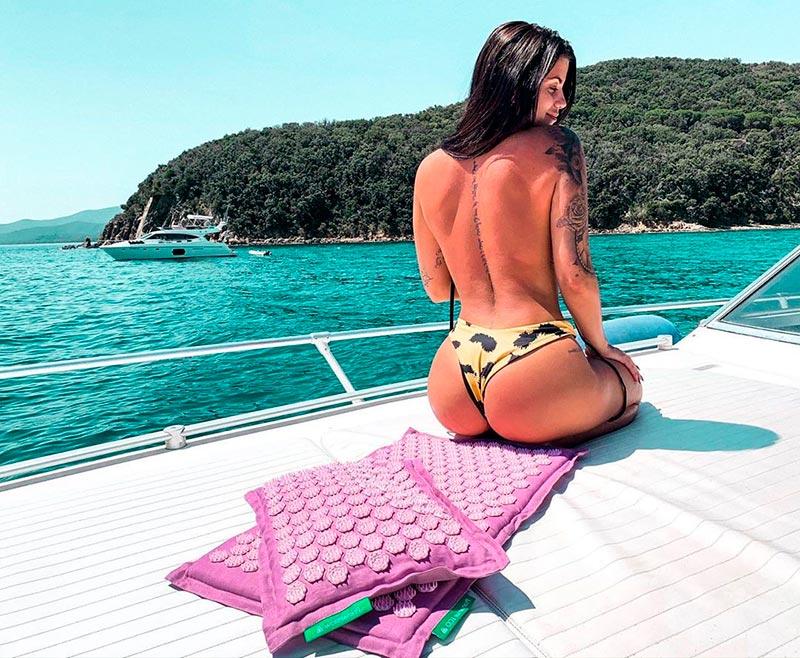 Lola Ortiz Fotos Provocativas Sexis Instagram 16