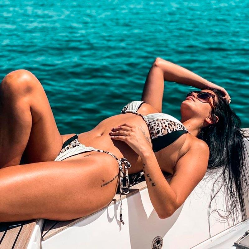 Lola Ortiz Fotos Provocativas Sexis Instagram 5