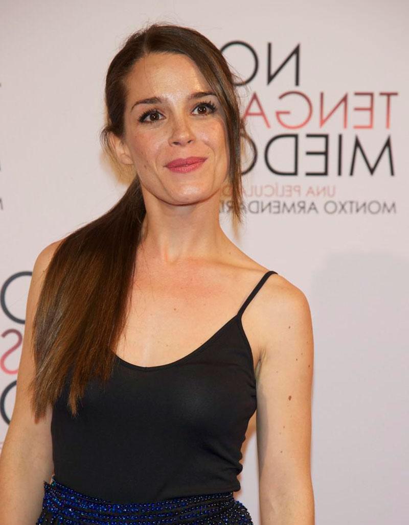 Nuria Gago Actriz Lesbiana Novia Inma Cuesta