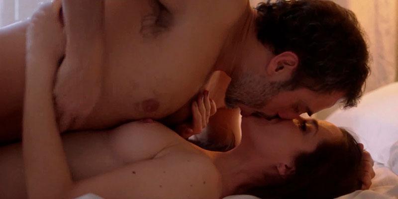 Nuria Gago Escena Sexual Serie Citas