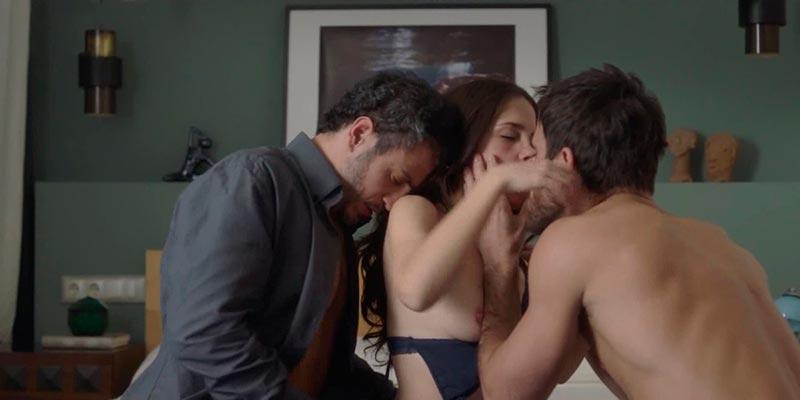 Nuria Gago Relaciones Sexual Serie Citas
