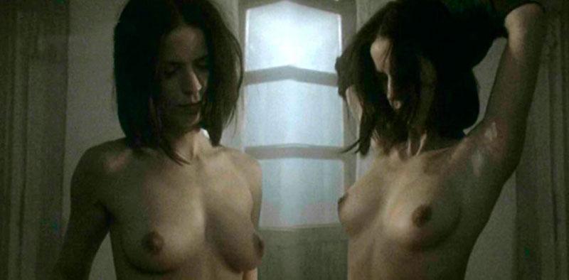 Silke Desnuda Película Tuno Negro
