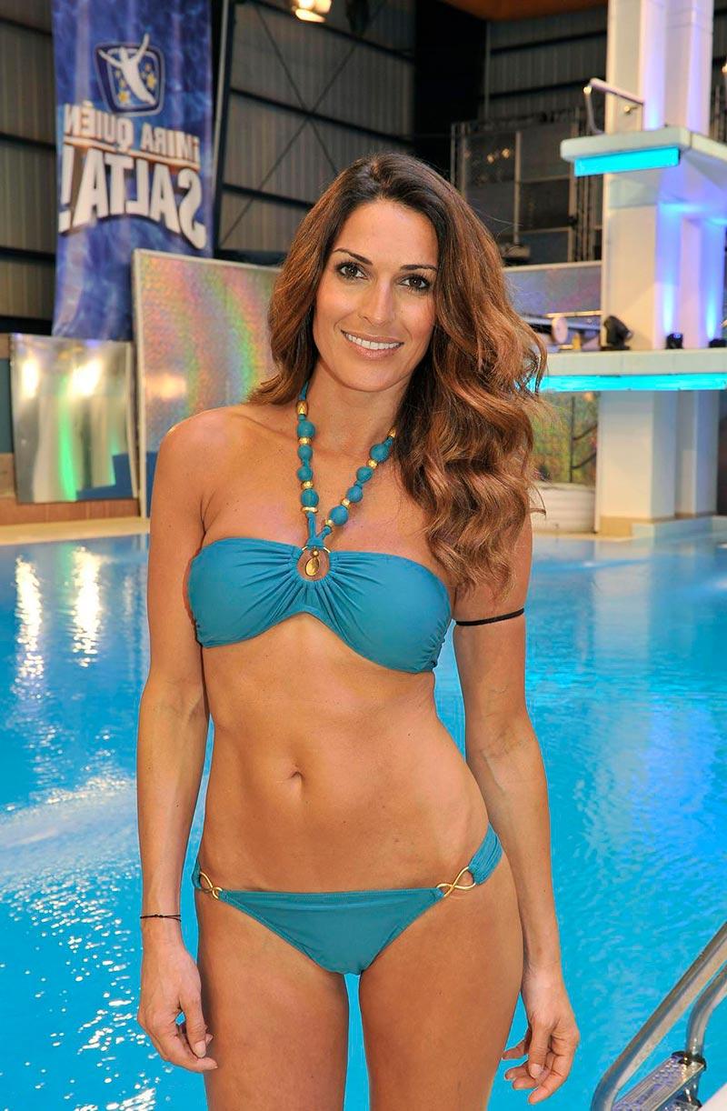 Verónica Hidalgo Bañador Sexy Concursante Mira Salta 3