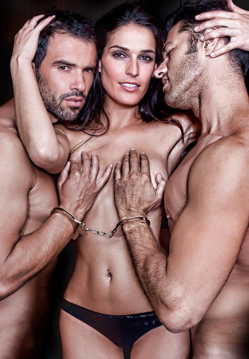 Verónica Hidalgo Desnuda Fotos Eróticas Primera Línea 2