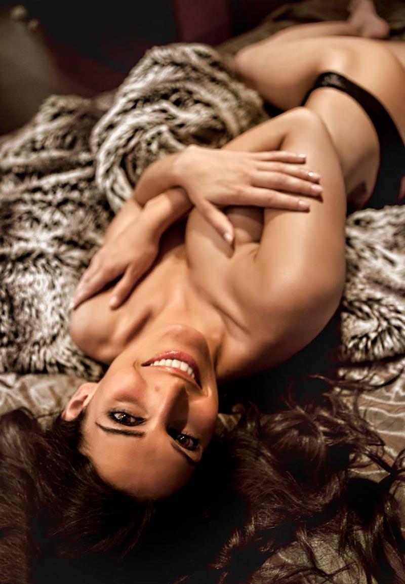 Verónica Hidalgo Desnuda Fotos Eróticas Primera Línea 5
