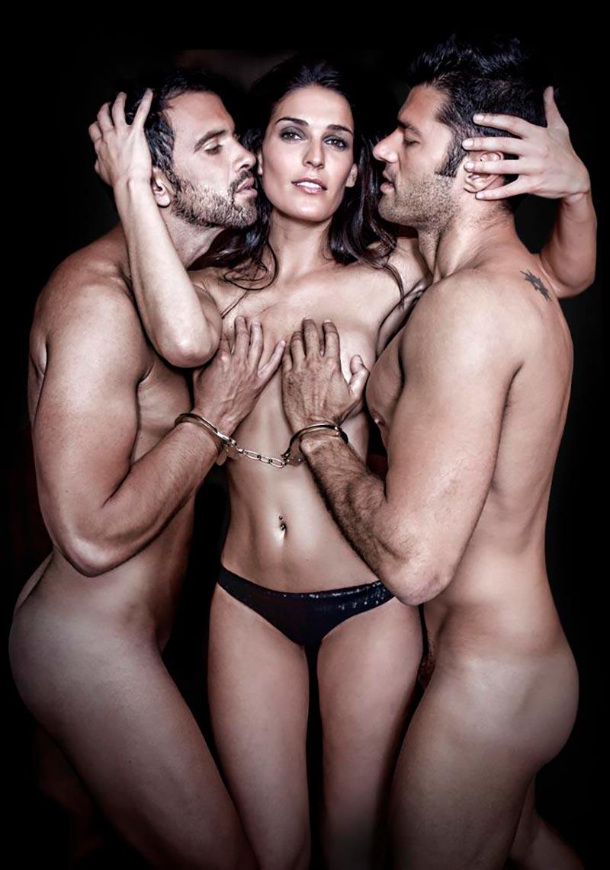 Verónica Hidalgo Desnuda Fotos Eróticas Primera Línea