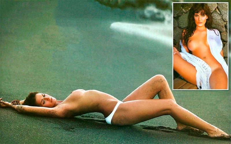 Verónica Hidalgo Desnuda Revista Interviu 8