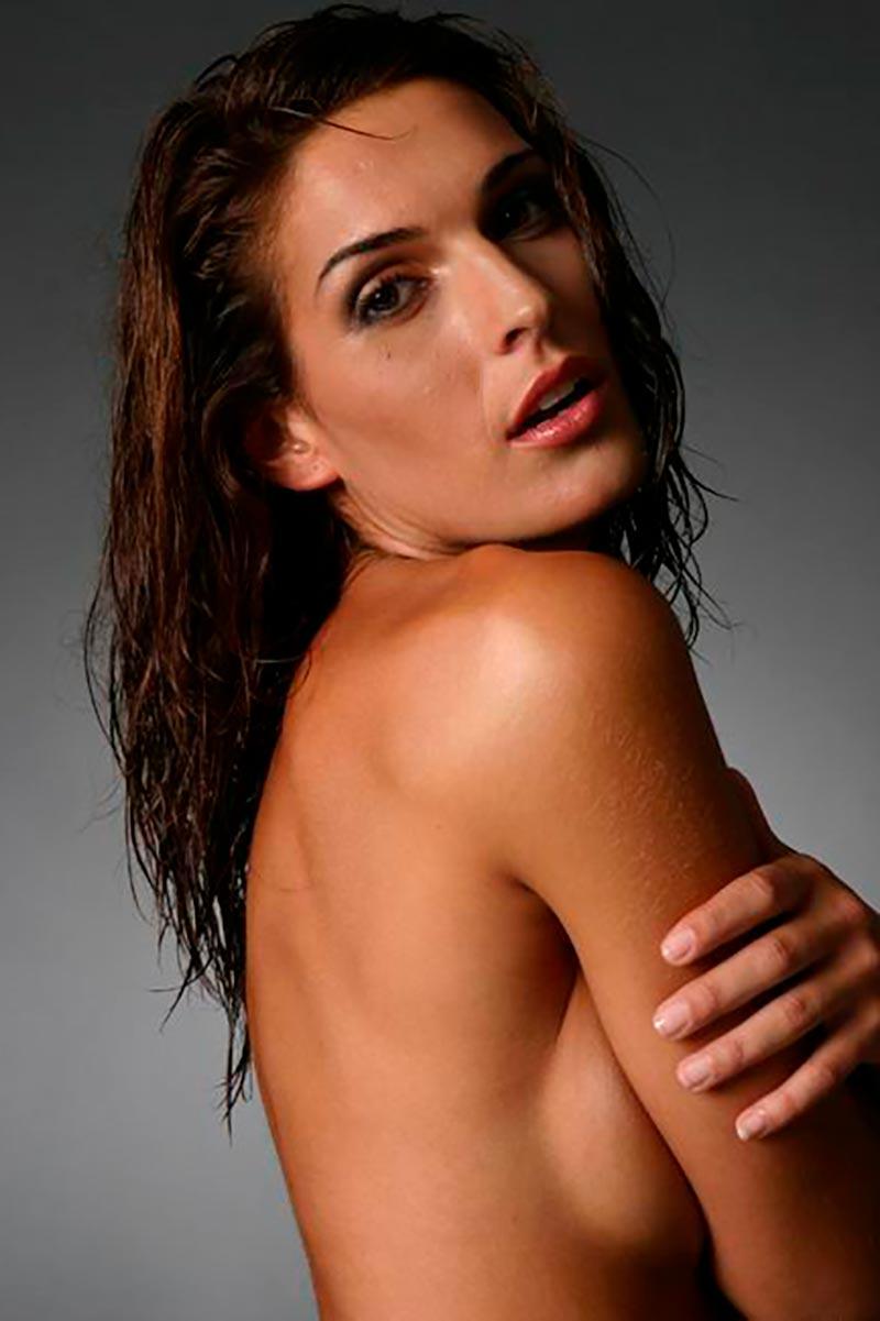 Verónica Hidalgo Desnuda Tetas Portada Interviu 3