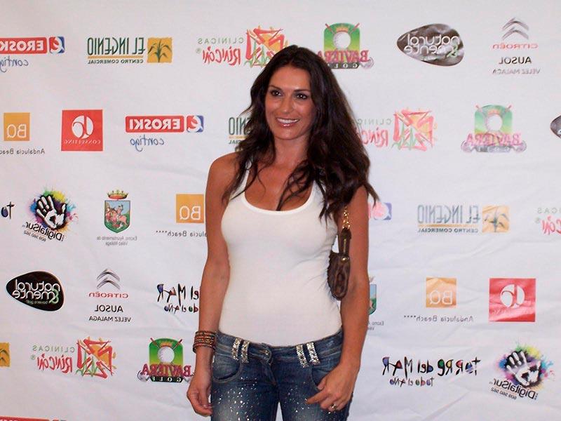 Verónica Hidalgo Ex Miss España 2005 Modelo 2