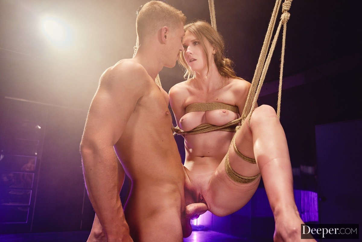 Ashley Lane Shibari Deeper 3