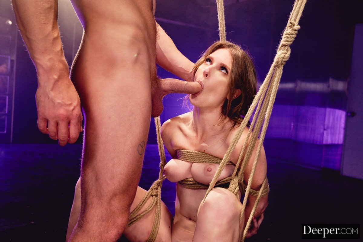 Ashley Lane Shibari Deeper 4
