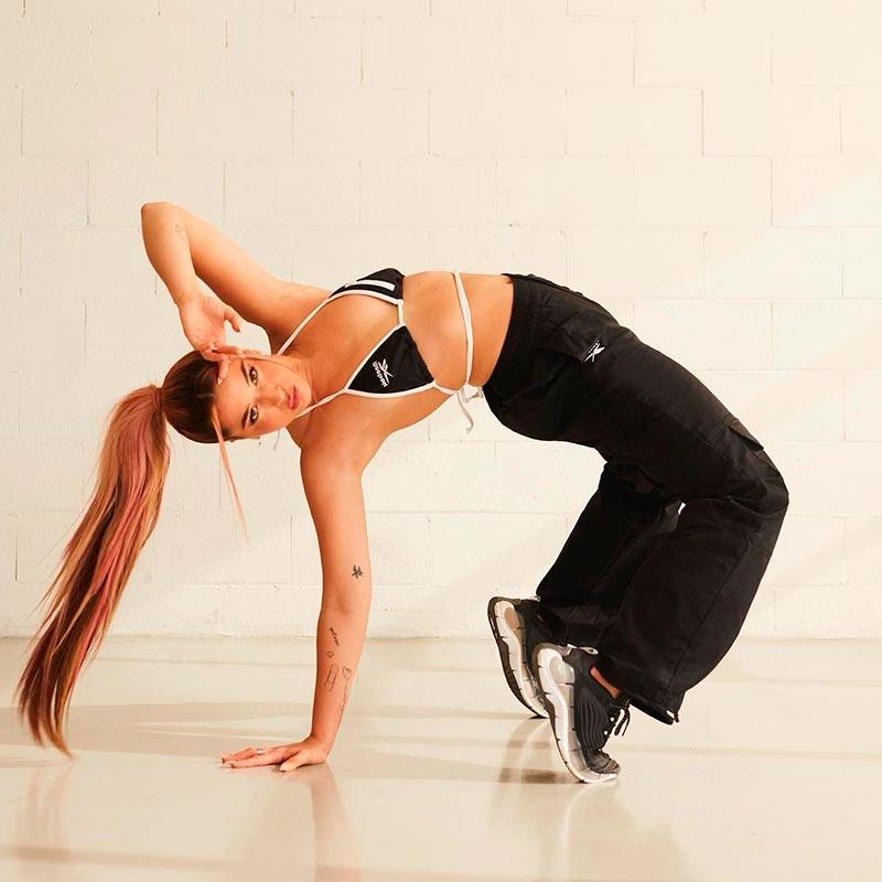 Lola Índigo Bailarina Española Gimnasta