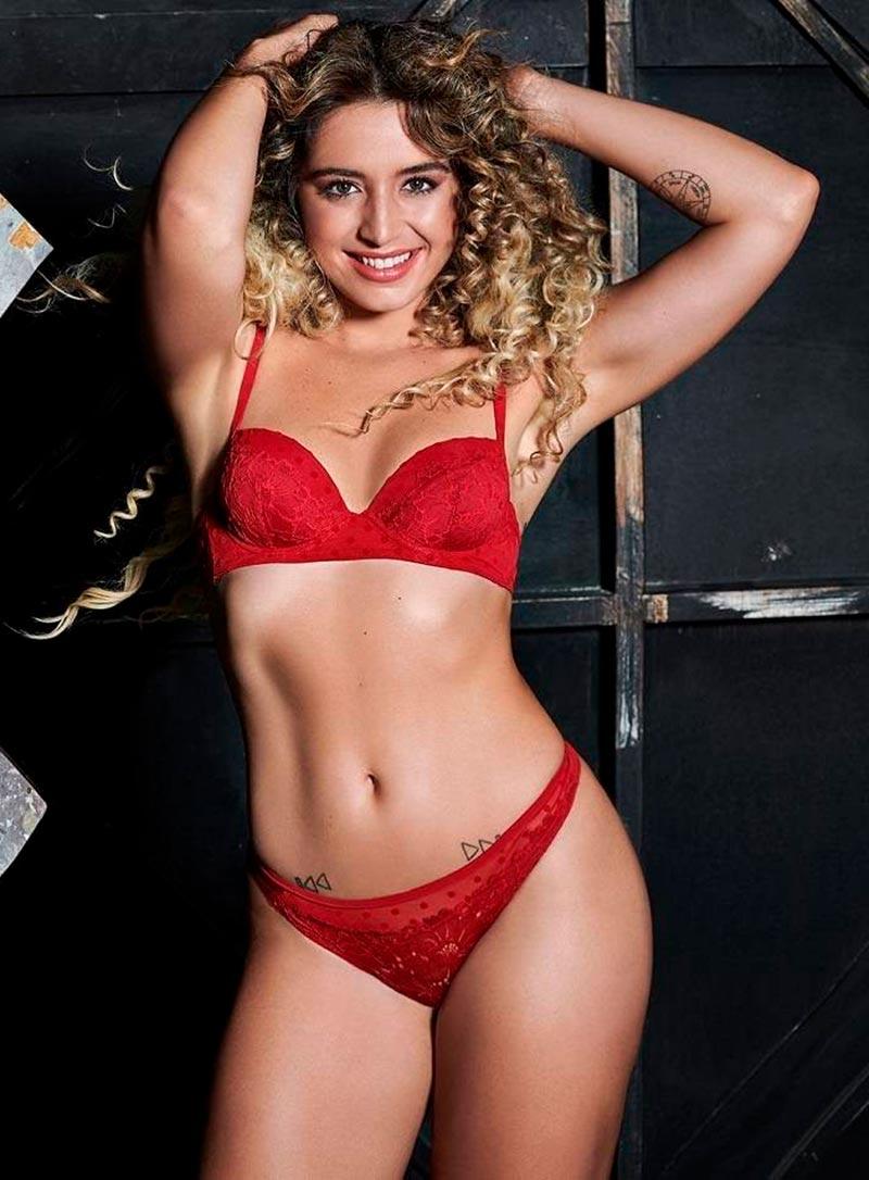 Lola Índigo Lencería Erótica Fotos 5