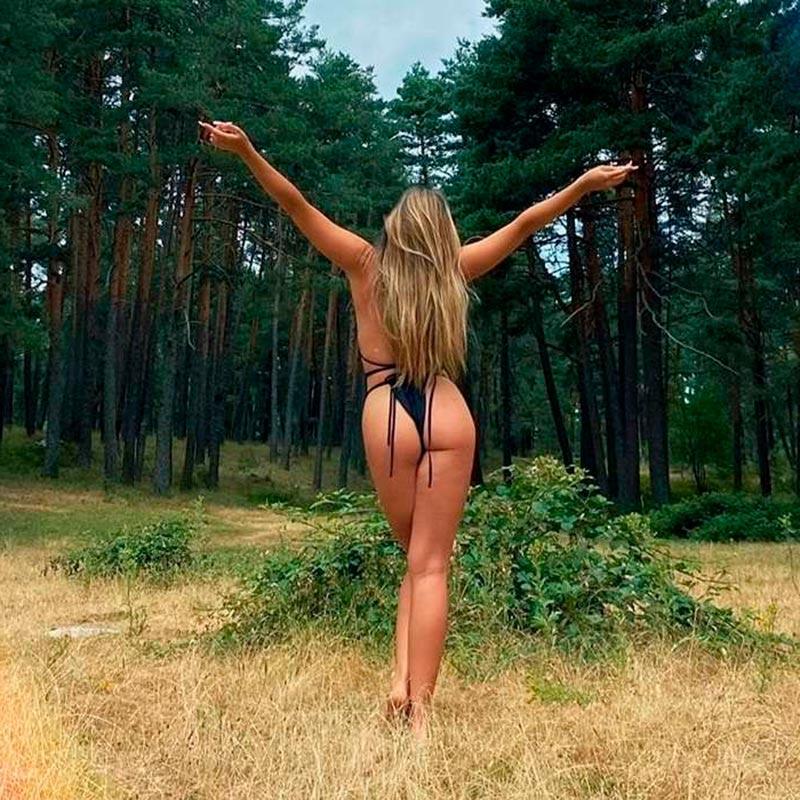 Lola Índigo Semidesnuda Bikini Espectacular 2