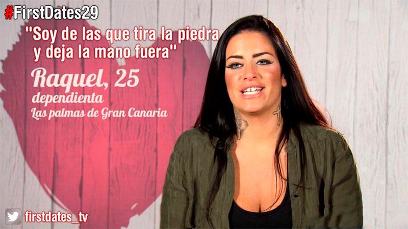 Raquel Adan Actriz Porno Programa First Date